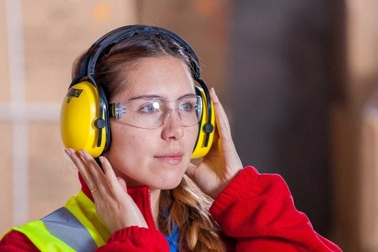 Book Hearing Protection Fit Testing